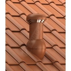 KOMINEK WENTYLACYJNY fi 125 do dachówki betonowej i ceramicznej Wirovent pro