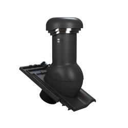 WENTYLATOR DACHOWY do dachówek ceramicznych i betonowych fi 150 mm Wirovent pro Wirplast