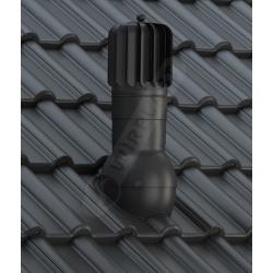 KOMINEK OBROTOWY TURBO do dachówek betonowych i ceramicznych fi 150 mm wentylacyjny