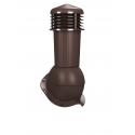 KOMINEK WENTYLACYJNY do BLACHODACHÓWKI 125 mm z odprowadzeniem skroplin kondensatu