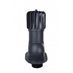 KOMINEK OBROTOWY TURBO fi 150 mm ROTOLINE na gont papę i blachę płaską