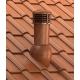 KOMINEK WENTYLACYJNY fi 125 mm do dachówek betonowych i ceramicznych