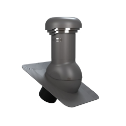 KOMINEK wentylacyjny fi 150 mm pod papę gont z odprowadzeniem kondensatu Wirplast