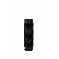 RURA PRZYŁĄCZENIOWA fi 110 mm do wywietrznika kanalizacyjnego regulowanego