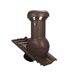KOMINEK do dachówek ceramicznych i betonowych fi 125 mm Wirovent pro Wirplast