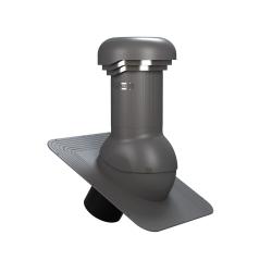 WENTYLATOR DACHOWY fi 125 mm pod papę gont Wirplast
