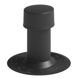 KOMINEK WENTYLACYJNY fi 110 mm pod papę dachy proste