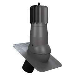 KOMINEK OBROTOWY EVO fi.150 mm pod gont lub papę pod pokrycia płaskie Wirplast