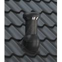 KOMINEK DO BLACHODACHÓWKI fi 150 z odpływem skroplin kondensatu wentylacyjny Wirovent pro wirplast